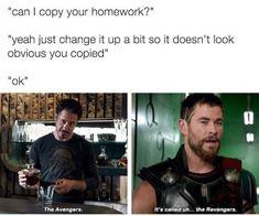 Ahahahahah..thats what I thought when I saw the movie