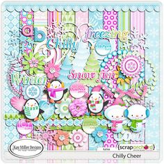 Chilly Cheer by Kay Miller Designs