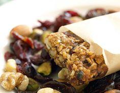 oat-free granola bars. worth a try