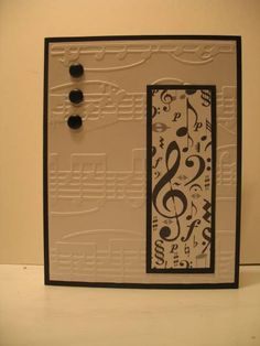 more music... by momis mama - Cards and Paper Crafts at Splitcoaststampers
