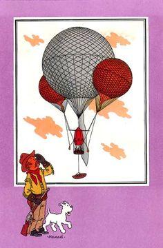 Ballon 21 : Ballon de John Wise