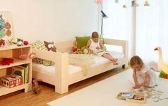 letto singolo di design per bambini Blueroom