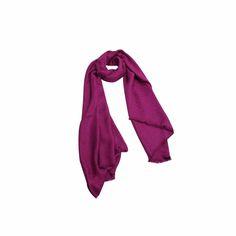 Pashmina Púrpura Calvin Klein de Viscose #pashmina #pashimina #modafeminina #fashion #scarf #scarfs