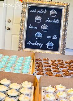 Five Wedding Cupcake recipes | Ashlee Marie