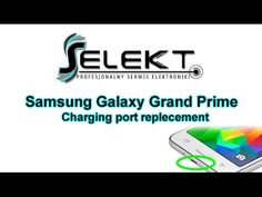 Samsung Galaxy Grand Prime G530 / G531F Charging port replacement (Wymia...