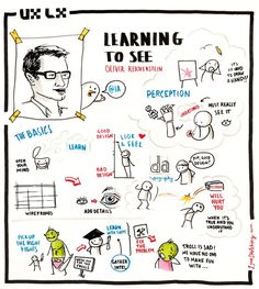 UX Lx - Oliver Reichenstein - Learning to See