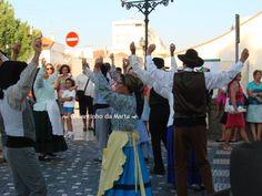 O Cantinho da Marta: IV Festival Estátuas Vivas - Tomar 2013
