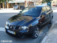 Seat Ibiza 1.4 TDI preços usados
