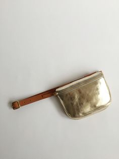 Clare V Fannypack - Yellow Gold   MILLE
