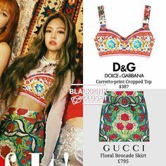 Blackpink Fashion, Kpop Fashion Outfits, Celebrity Outfits, Fashion Gallery, Korean Outfits, Lit Outfits, Gucci Outfits, Model Outfits, Stage Outfits
