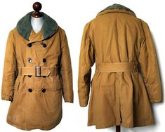 1950s Canadian army coat