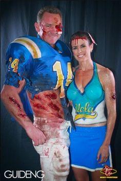 Body Paint Costume   Vegas Halloween with iPartyinVegas ...