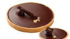 Individual chocolate tarts/ La Maison Du Chocolat - will make once I'm done drooling http://www.lamaisonduchocolat.com/
