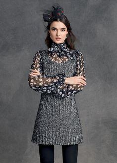 Dolce & Gabbana Abbigliamento Donna Inverno 2016