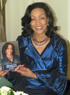 "Soror Merri Dee. A legendary Chicago media personality and philanthropist is a survivor of domestic violence, child abuse and two shot wounds to the head during a carjacking over 40 years ago. She writes about her inner-strength and finding peace in ""Life Lessons of Faith, Forgiveness & Grace."""