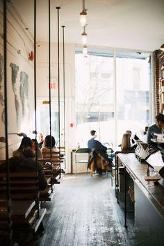 Revolver Coffee Vancouver CA