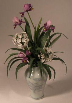 "Floral Arrangement #632 by Christine Dell""Anna"