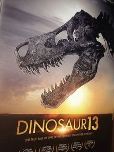 Black Hills Institute of Geological Research Dinosaur 13. A great documentary and A must watch!!
