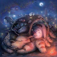 El Gatobus - Mi vecino Totoro