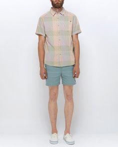 Insight Zaggo Check Shirt.