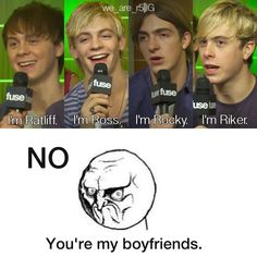 Well Ratliff is perfect with Kelly so I guess I'll make an exception :p