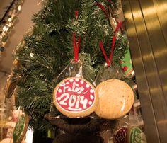 """Decoración navideña Pastelería Francesa """"Lambert"""""""