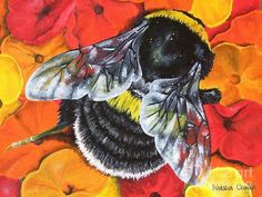 Bright Little Bumble Bee...