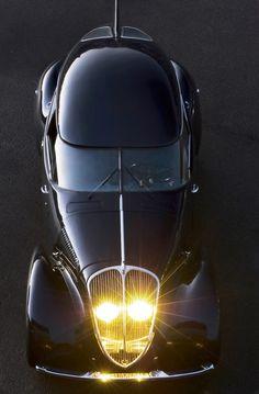1936 Peugeot 402 Andreau.