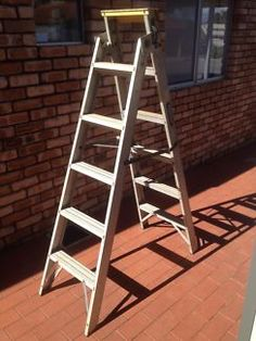 Fold out ladder | Ladders & Scaffholding | Gumtree Australia Stirling Area - Scarborough | 1112819596