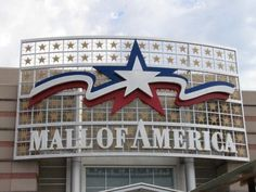 MALL OF AMERICA - BLOOMINGTON, MN. I was totally just thinking about this place! Never been, but want to go