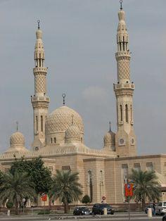 Al-Jumareh Mosque, Dubai, UAE