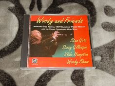 *25-CENT CD* Woody Herman & Friends at Monterey Jazz Festival (CD, 1992, Concord