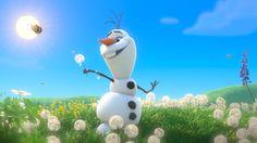 Olaf träumt vom Sommer