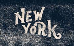 typographie new york