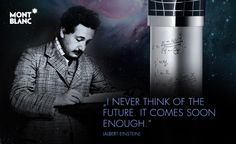 Montblanc Great Characters Edition 2013: Albert Einstein® Limited Edition