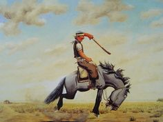 FMC - DELE RIENDA COMPADRE Cowboys, Cartoon, Superhero, Drawings, Crafts, Painting, Fictional Characters, David, Inspiration