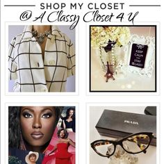 "MEET YOUR POSHER@aclassycloset4u formally @rjoneal Welcome to ""A Classy Closet 4 U"". I love all things fashion. I also love the service of providing fellow Poshers with quality new and pre-loved items at budget friendly prices. The journey began in April, 2013. My husband,  overwhelmed by my clothing, suggested that I donate items. I discovered Poshmark and the rest is fashion history. Other"