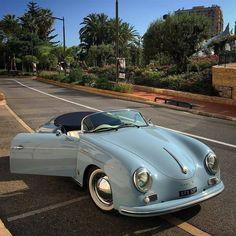Autogespot Monaco, Porsche 356 Speedster Photographer : From : Porsche 912, Porsche 911 Cabriolet, Cayman Porsche, Porsche Cars, Custom Porsche, Porsche Carrera, Bmw Cars, Cars Vintage, Vintage Porsche