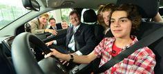 #Mercedes -Benz #Verkehrssicherheitstraining #RoadSense: mehr  #Sicherheit  für Jugendliche #Verkehr
