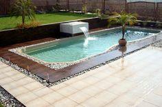 Keramický bazén Riverina pre váš relax Keramický bazén Riverina je bazén vyrábaný v Slovenskej republike spoločnosťou Compass Ceramic Pools. Je to obľúbený bazén, ktorý patrí medzi najpopulárnejší z produktovej rady bazénov Compass. Jeho špeciká sú najmä elegantné oblúkové tvary a pohodlný vstup do bazéna. Dizajnovo sa radí ku klasickým architektonickým prvkom. Schody do bazéna súRead More