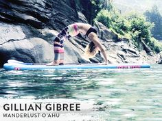 Join Gillian Gibree at #Wanderlust2016 O'ahu!