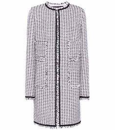 Woven coat | Giambattista Valli