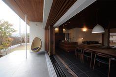 テラスのある暮らし 施工事例 設計事務所とはじめる家づくり・注文住宅・自由設計の[neie(ネイエ)] | 富山 岐阜 名古屋
