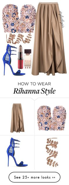 """Untitled #3534"" by stylistbyair on Polyvore featuring Plukka, House of Nomad and Giuseppe Zanotti"