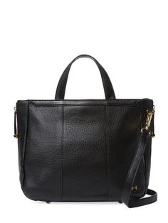 Large Grained Leather Convertible Tote by Halston Heritage at Gilt
