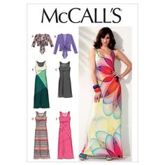 Mccall Pattern M6559 A5 (6-8-10-Mccall Patternnull) I'm definitely using this to make my Alice dress!!!
