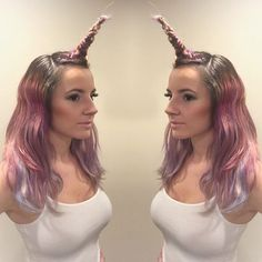 Pin for Later: Women Are Braiding Their Hair Like Unicorn Horns and It Is Truly Magical