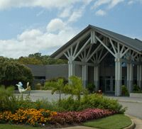 Norfolk Botanical Gardens in Norfolk, VA