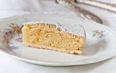 il dolceriso: torta di riso in un disco di pastafrolla con canditi, pinoli e mandorle                     #recipe #juliesoissons