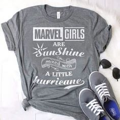 marvel clothes So I found this shirt at JCPenney of all the heroes that are going to be in Infinity War. I didnt buy it. Reason why: its not a complete list since theyre missing one. Avengers Shirt, Avengers Outfits, Marvel Shirt, Spiderman Shirt, Fandom Outfits, Funny Outfits, Disney Outfits, Disney Clothes, Emo Outfits